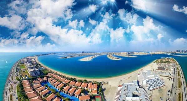 Palm Island Dubai Dubai Attractions