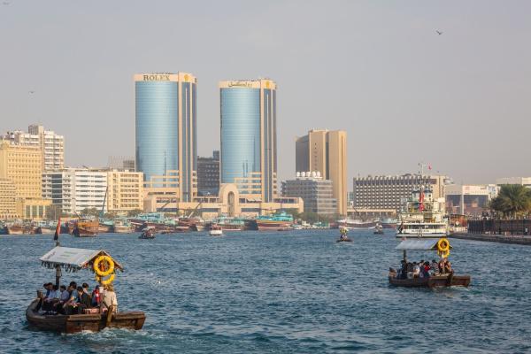 Dubai Creek - Dubai Attractions