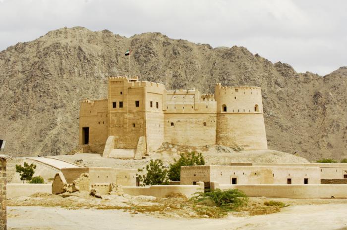 Fujairah Heritage Village - Fujairah attractions