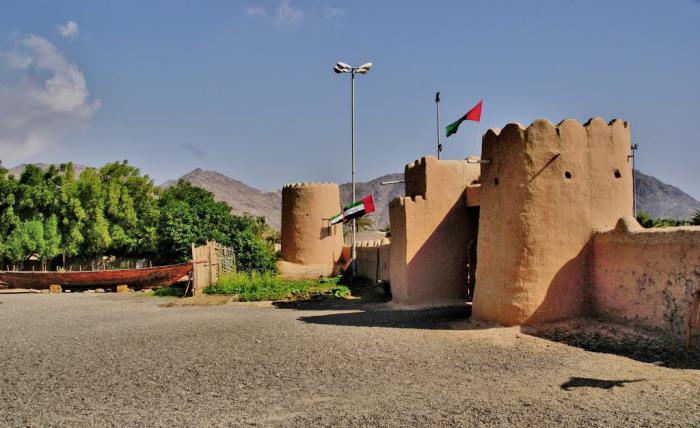 Fujairah Heritage Village Timings