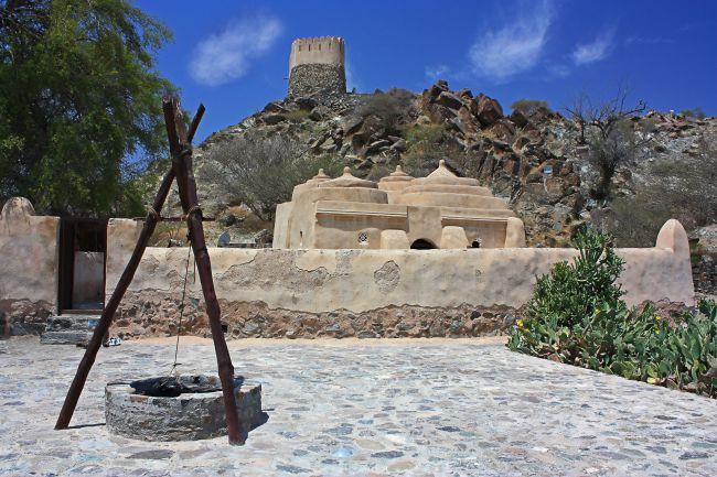 Fujairah Heritage Village-Things to do in Fujairah