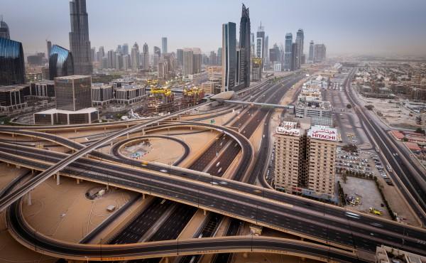 Dubai Sheikh Zayed Road 1