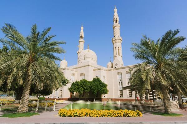 Jumeirah Mosque - Half Day Dubai City Tour