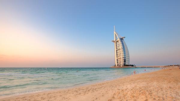 Burj Al Arab-Half Day Dubai City Tour