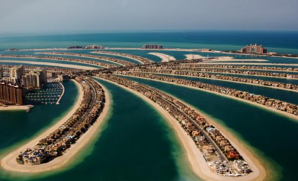 Palm island-Half Day Dubai City Tour