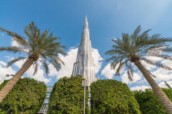 Burj Khalifa-Half Day Dubai City Tour