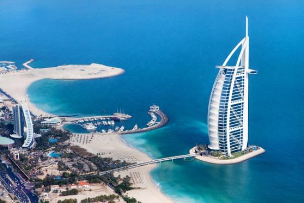 Burj Al Arab-Dubai City Tour with Burj Khalifa Entry Ticket