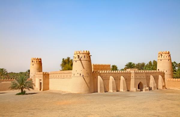 Abu Dhabi Heritage Village-Abu Dhabi City Tour from Dubai