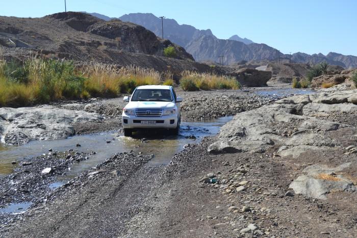 Hatta Mountain Safari 1
