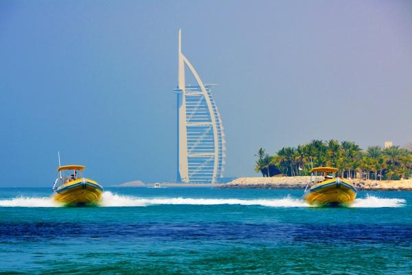 Dubai Speed Boat Tour