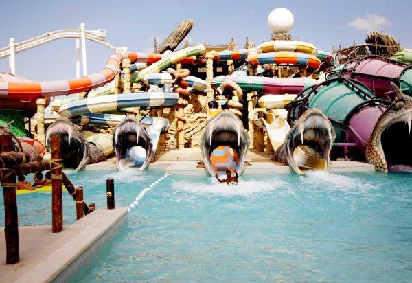 Yas Island Waterpark Tour from Dubai 3