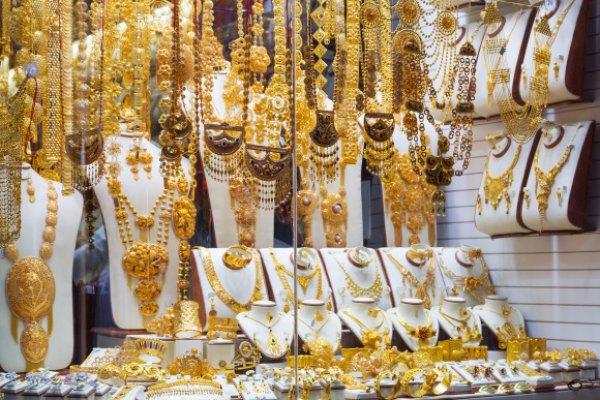 Gold Souk-Dubai Combo Tours