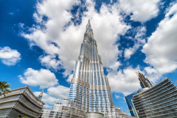 Burj Khalifa- Dubai Combo Tours
