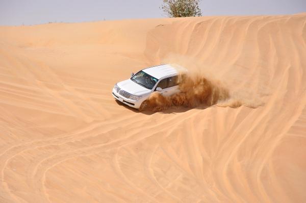 Desert Safari-Dubai Combo Tours