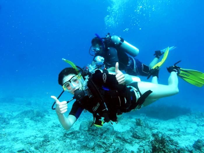 Dubai Scuba Diving